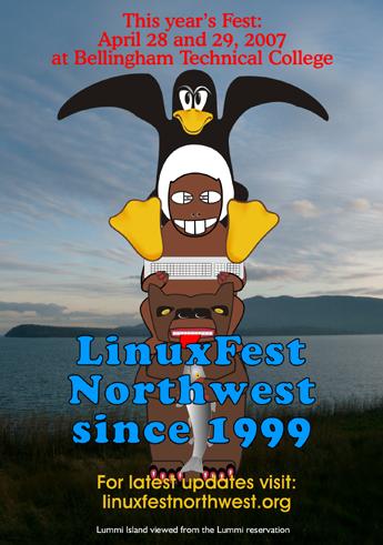 Linuxfest Northwest 2007 - Bellingham, WA