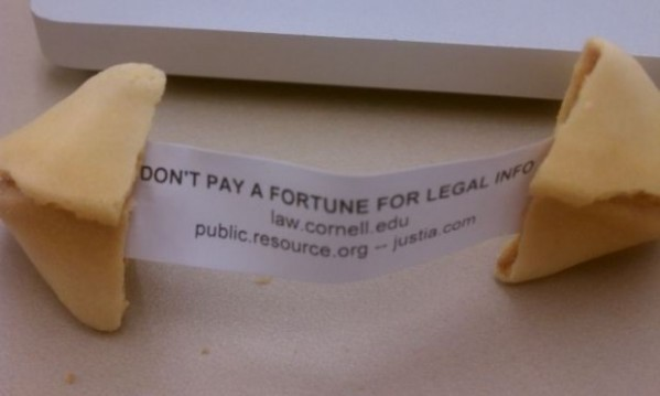 Don't Pay a Fortune for Legal Information