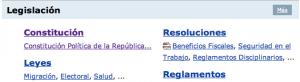 Justia Cuba Legislation Resources