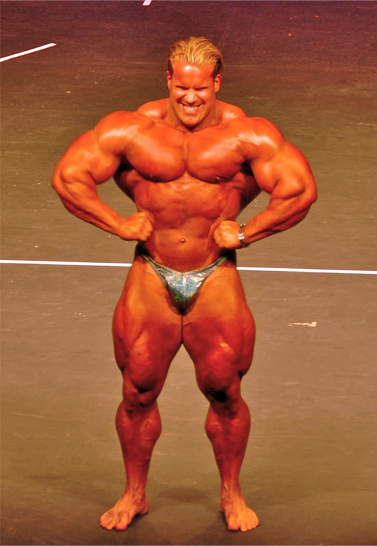 Mr. Olympia Jay Cutler