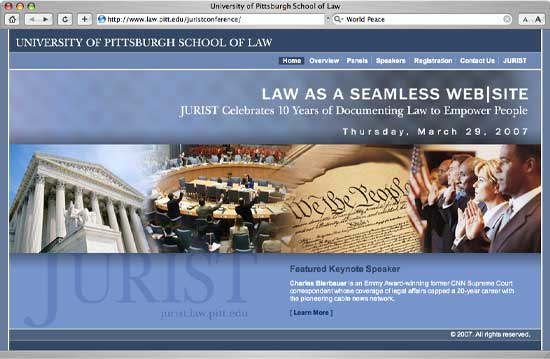 Jurist Legal Website and Community Celebrate 10 Years Online