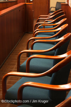 Jury Box (c) Jim Kruger