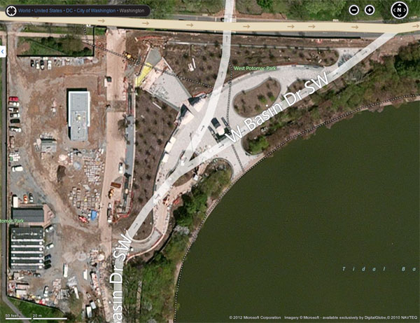 Who Has the Most Current Online Maps Google Bing or Yahoo – Bing Maps Satellite View