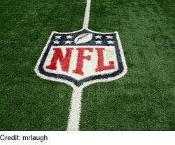 NFL - Credit mrlaugh (flickr)
