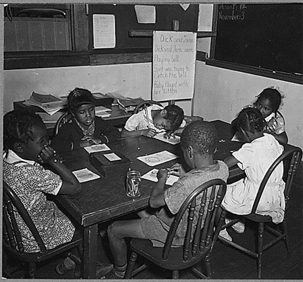 Segregated School